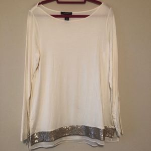 New without tags White House Black Market Top